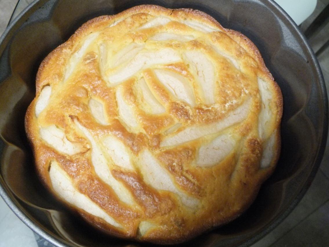 ricetta torta pere morbida