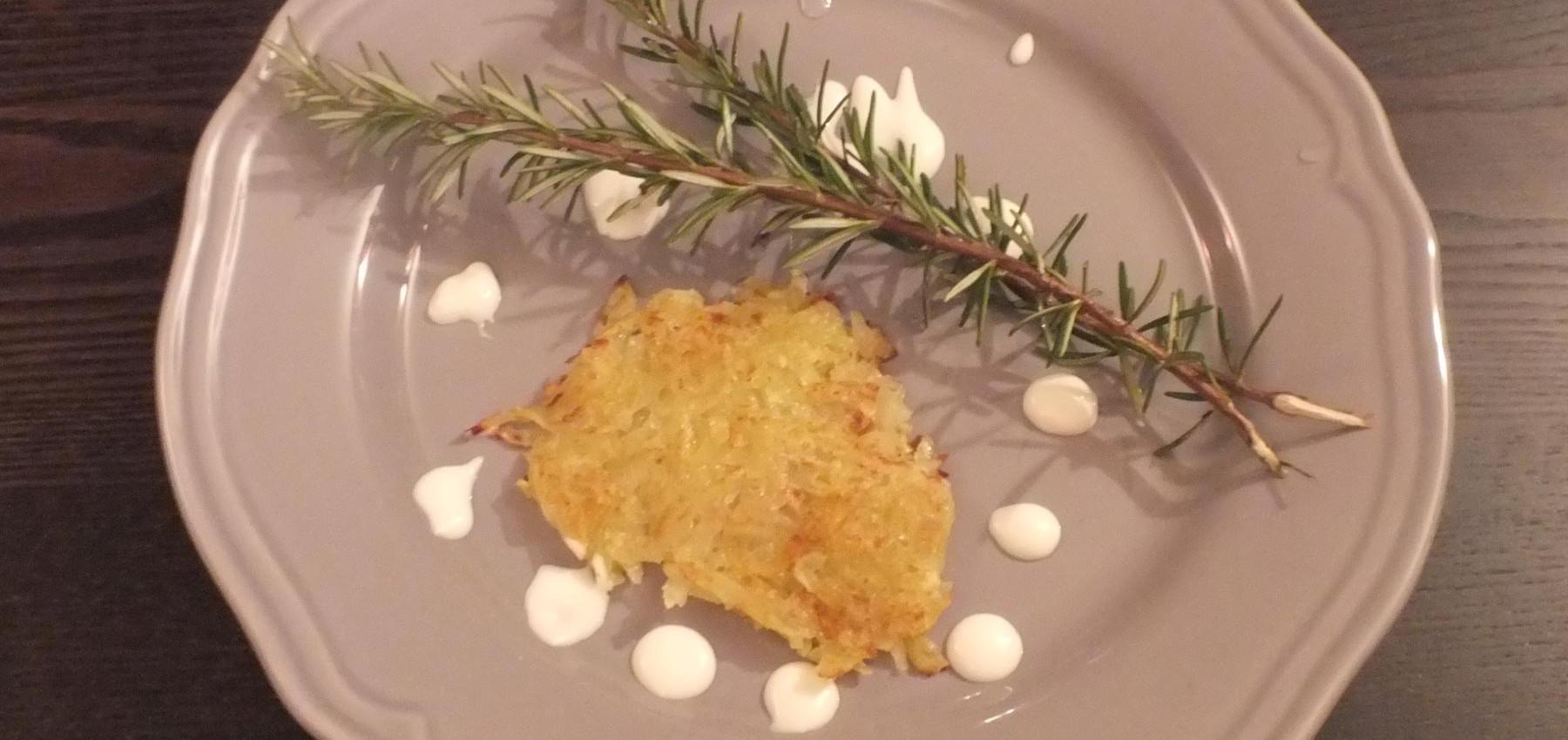 Ricetta di rosti di patate