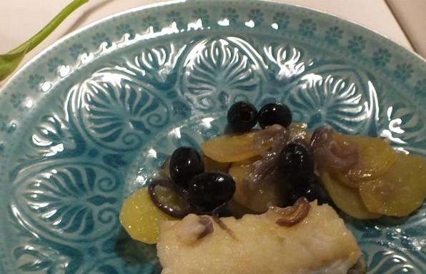 baccala patate e olive