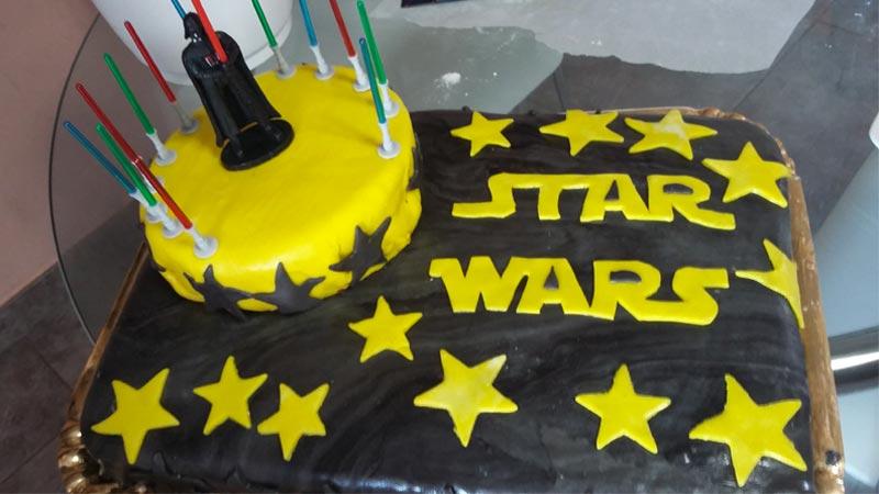 Conosciuto Torte di compleanno con pasta di zucchero IF51
