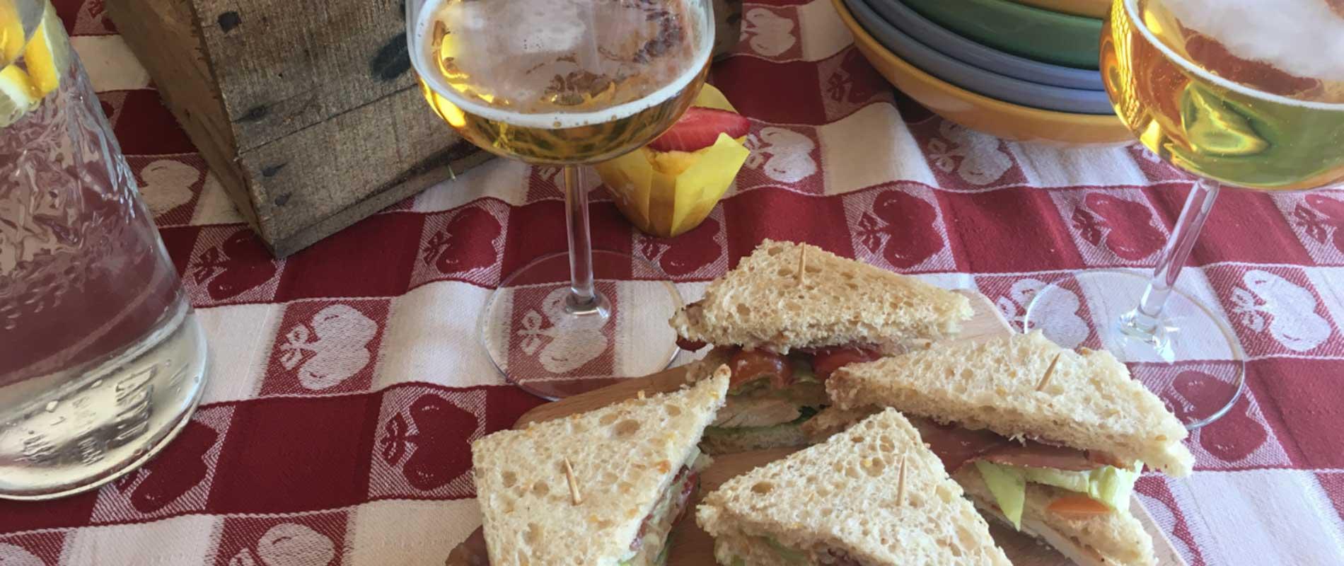 RCETTA Club Sandwich